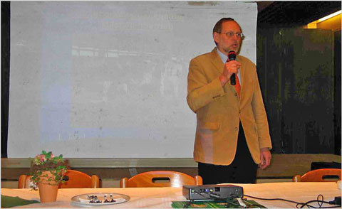 Fruchtbarkeitsseminar Dr. Rolf Jebens